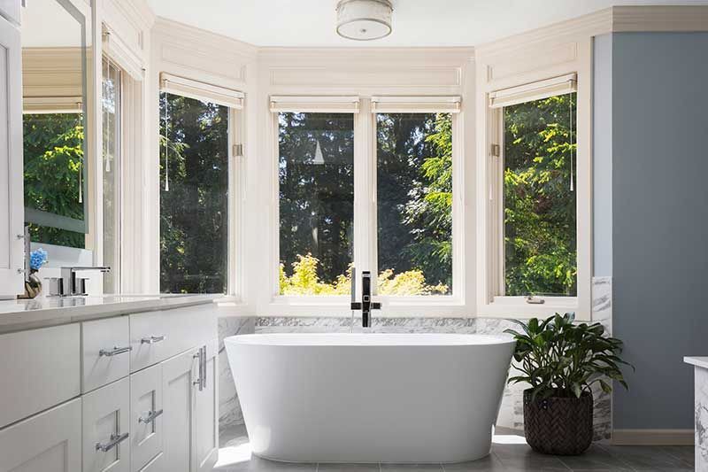 Spaces Inspired Master Bath